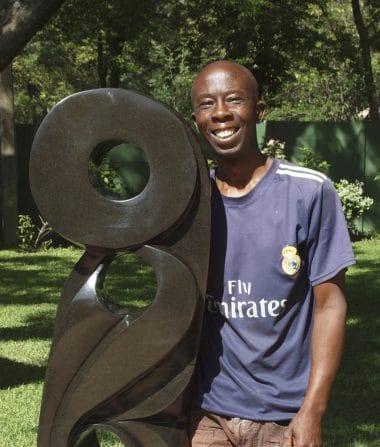 Antony Masamba portrait photo
