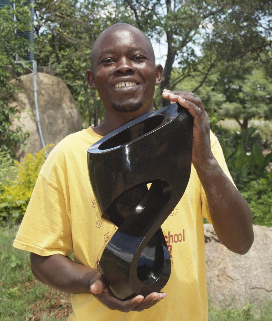 Munyaradzi Jeche portrait photo