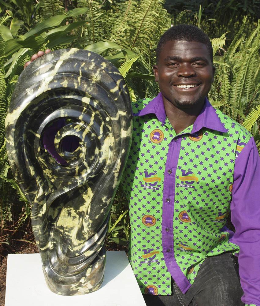 Remembrance Chikuruwo portrait photo
