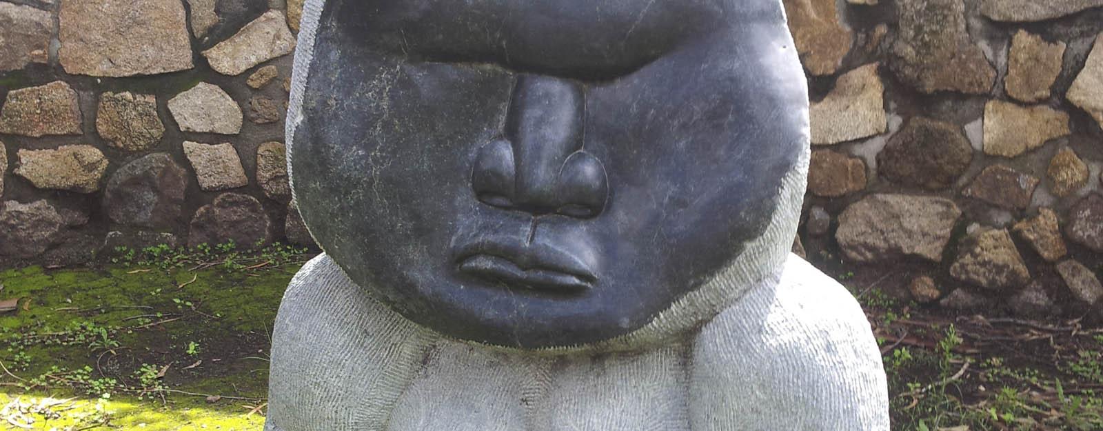 bernard matemera sculpture