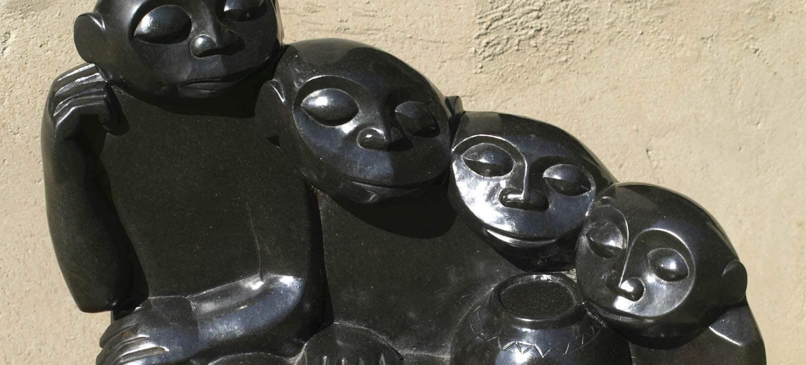 joseph ndandarika sculpture