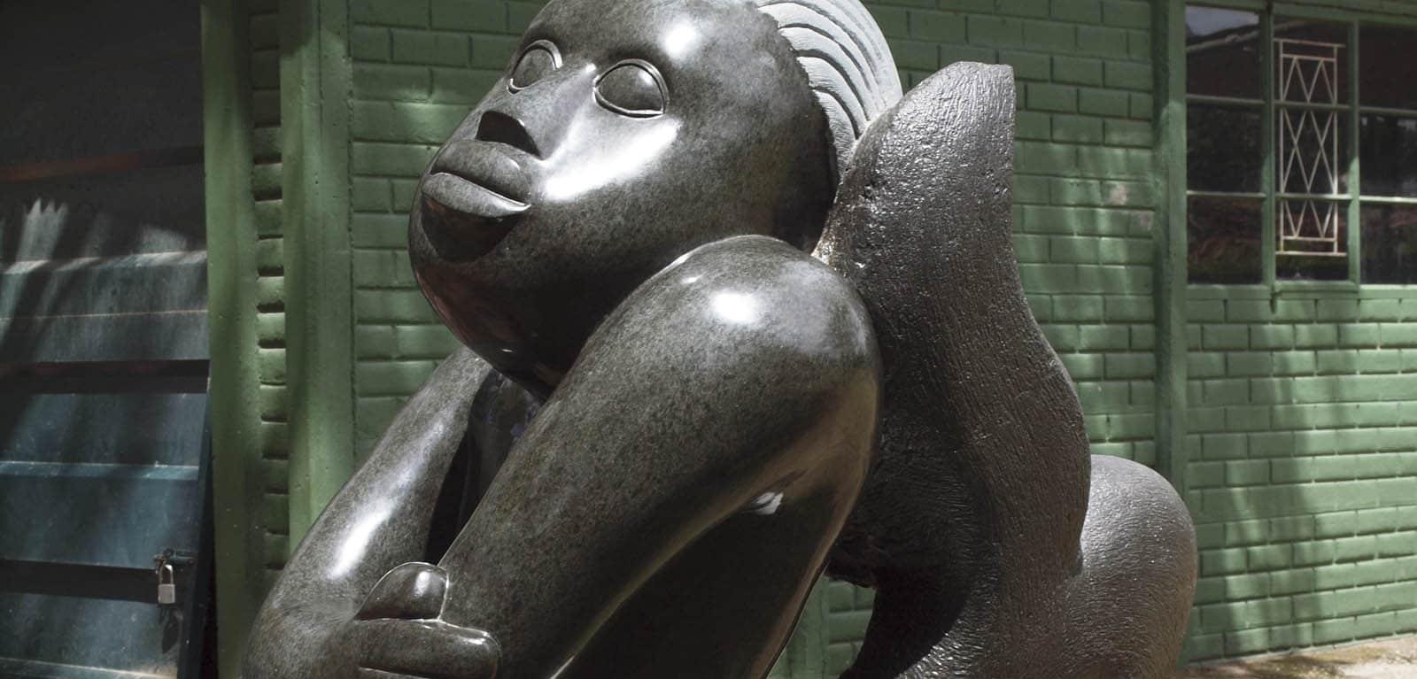 sylvester mubayi sculpture